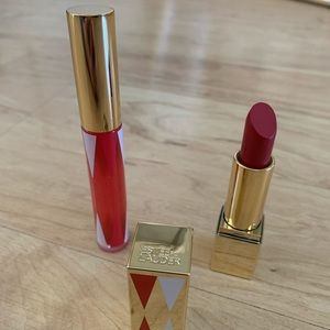 Estée Lauder Lipstick and gloss